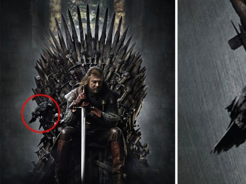 Game Of Thrones revealed who won the Iron Throne in season one poster