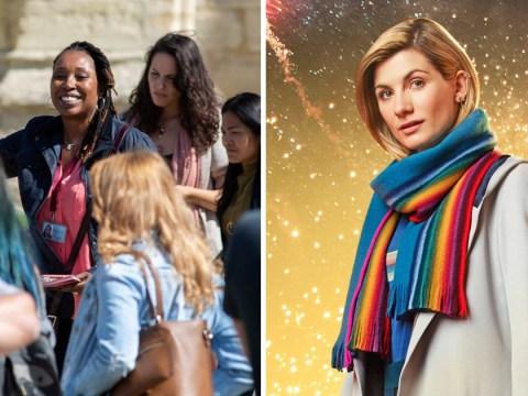 Doctor Who films mystery scenes in Gloucester ahead of Judoon return in series 12
