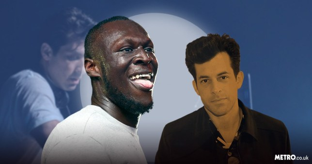 Stormzy and Mark Ronson