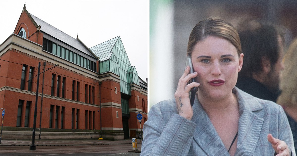 Mum-of-three battered boyfriend with crowbar for dropping a slice of pizza