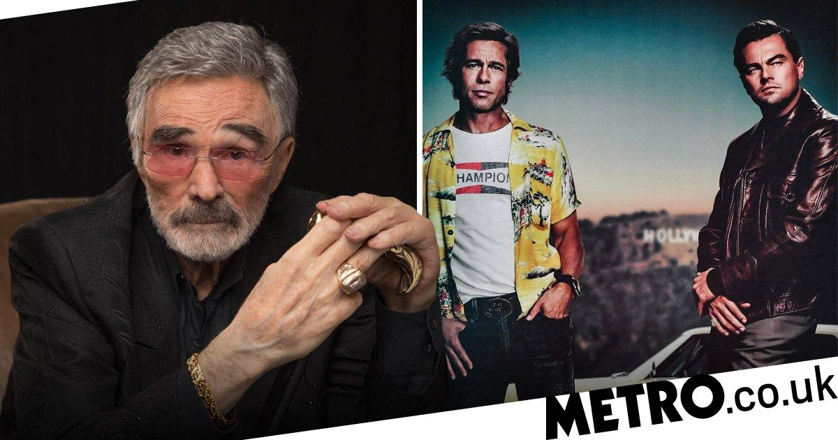Burt Reynolds died rehearsing for Tarantino's Once Upon A Time In Hollywood