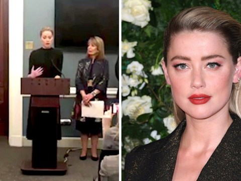 Amber Heard describes 'devastating' effects of revenge porn as she calls for harsher punishment