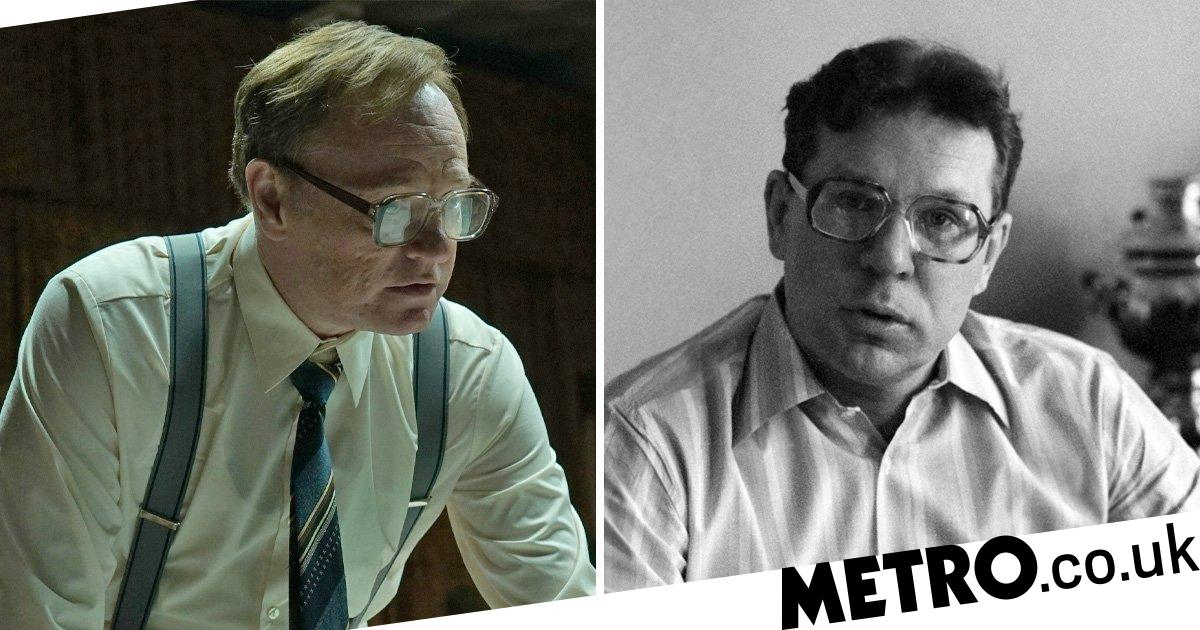 Chernobyl cast next to their real-life characters: The true story