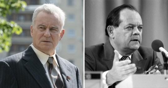 Výsledek obrázku pro chernobyl real photos vs actors
