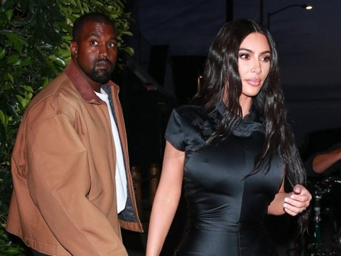 Kim Kardashian and Kanye West enjoy date night after birth of new son Psalm