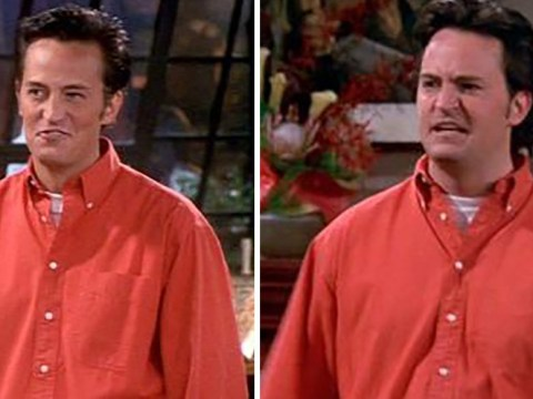 Friends' Chandler had major hair transformation in episode as another gaffe comes to light