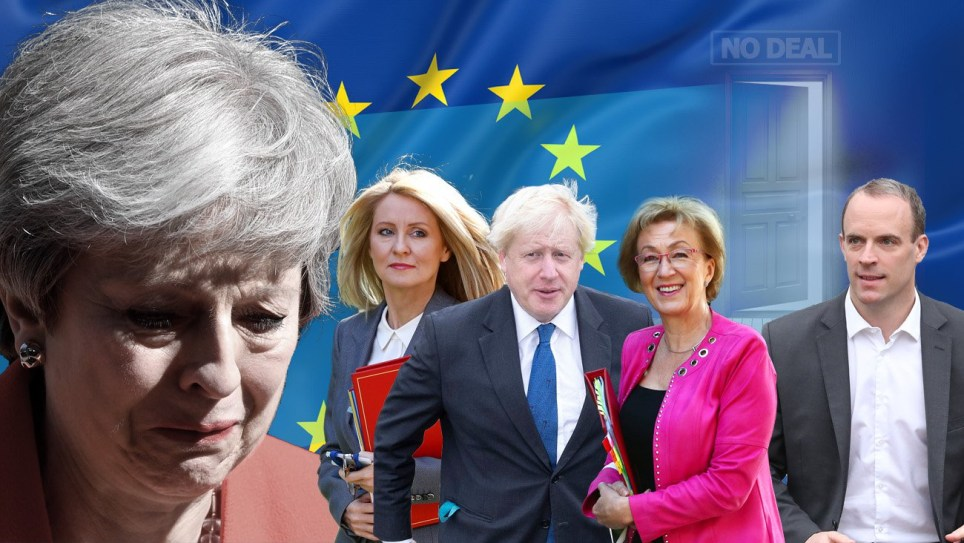 Theresa May announced her resignation on Friday morning but her successor is likely to face a Brexit nightmare