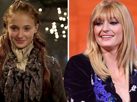Sophie Turner regrets trading uni life and throwing up in clubs for Game Of Thrones