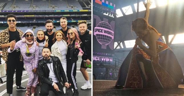 Spice Girls reunion tour