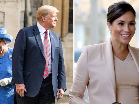 Meghan Markle will avoid meeting Donald Trump on his state visit to UK