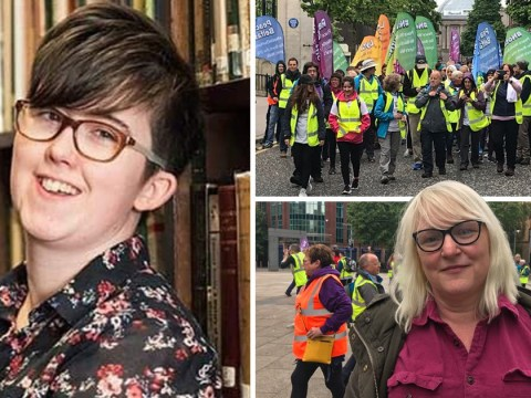 Friends and family of murdered Lyra McKee embark on three-day peace walk