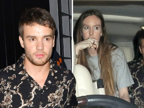 Liam Payne spotted leaving swanky London hot spot in a truck full of girl pals at 3am