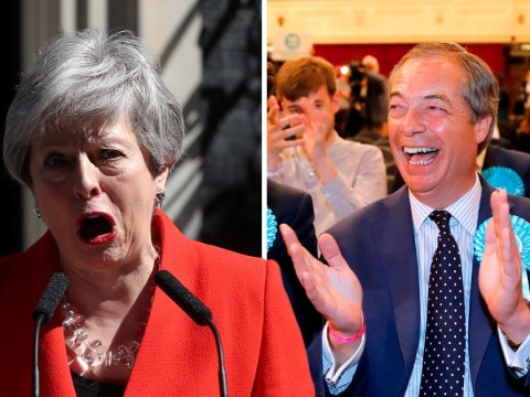 European election results in full as Tories and Labour are battered by Brexit Party