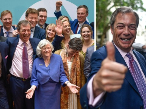 Could Nigel Farage become prime minister with the Brexit Party?