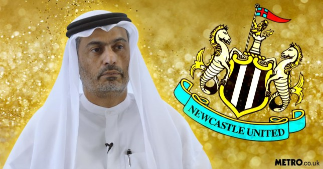 Who is Sheikh Khaled bin Zayed Al Nahyan as he is he linked with Newcastle takeover?
