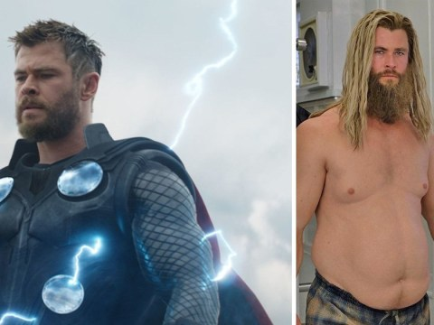 Chris Hemsworth recalls how people thought he was 'pregnant' in Thor fat suit for Avengers: Endgame