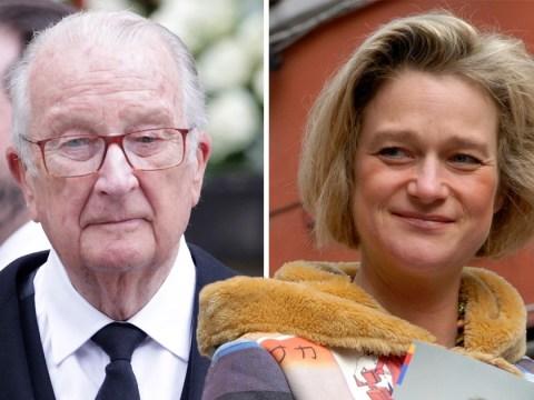 Ex-Belgian King finally agrees to DNA test demanded by 'secret daughter'