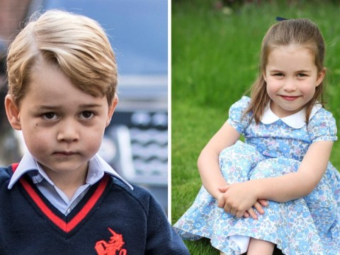 Princess Charlotte is 'very excited' about joining big brother George at school