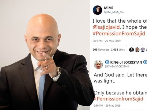 Sajid Javid 'trolled by entire nation' over Scotland referendum snub