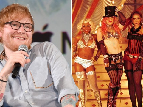 Ed Sheeran wants all-male remake of Lady Marmalade and the internet says 'hell no'