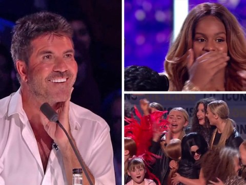 Simon Cowell reveals he wants to 'clone' his dogs on Britain's Got Talent in bizarre Lil Icons feedback