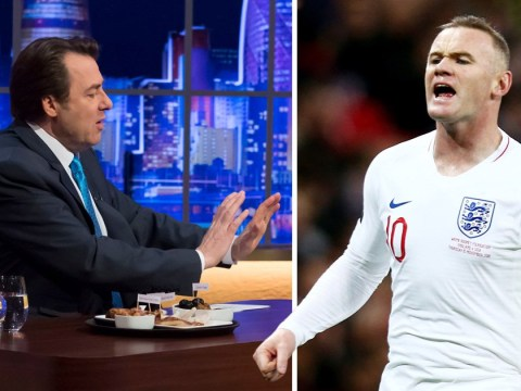 Wayne Rooney 'wants to fight Jonathan Ross in boxing match' and we're so confused