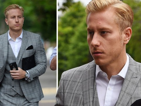 Kris Boyson set new trial date over allegations he 'threatened' a police officer as girlfriend Katie Price pleads guilty in own hearing