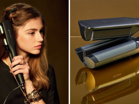The new ghd Oracle is about to make curling your hair so much easier