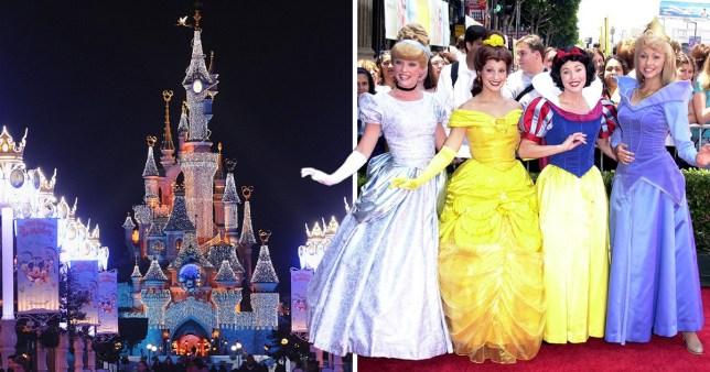 Disneyland Paris Is Hiring New Disney Princes And Princesses