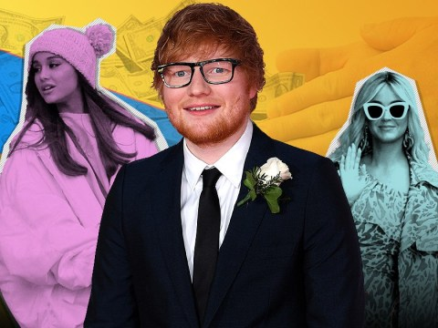 Ed Sheeran set to become billionaire, but where's all the money at?