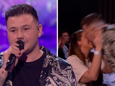 Britain's Got Talent's Jacob Jones accused of 'begging for votes' with surprise baby following audition proposal