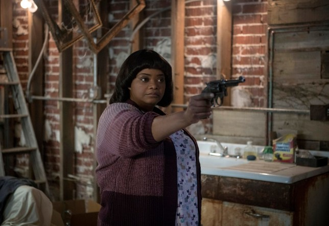 Octavia Spencer in a scene from Ma