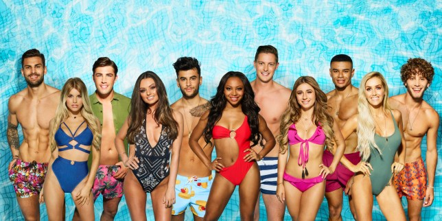 Love Island 2018 cast