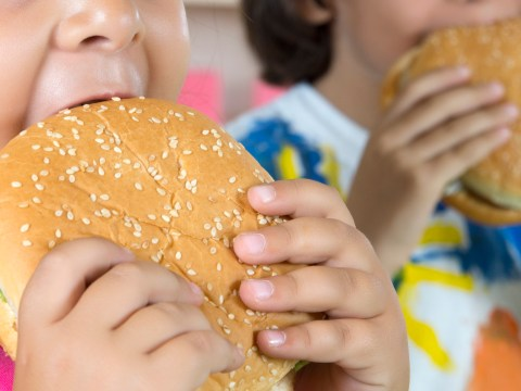Towns with England's fattest children revealed