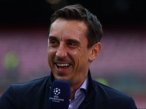 Gary Neville 'shocked' by how impressive Andy Robertson has been for Liverpool