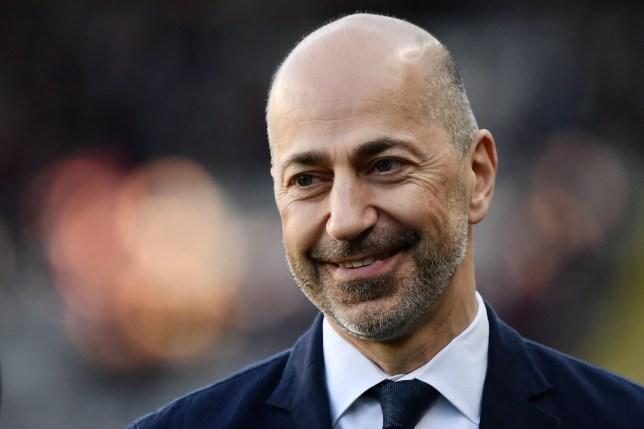 Milan's CEO Ivan Gazidis lwants to sign Arsenal defender Shkodran Mustafi