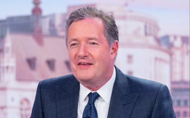 Piers Morgan kicks off over 'truly pathetic' LGBT sandwiches