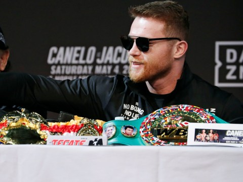 Canelo Alvarez: Daniel Jacobs much better fighter than Gennady Golovkin