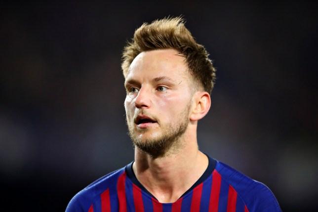 2e947b7c707 Rivaldo urges Barcelona midfielder Ivan Rakitic to reject Manchester United  transfer
