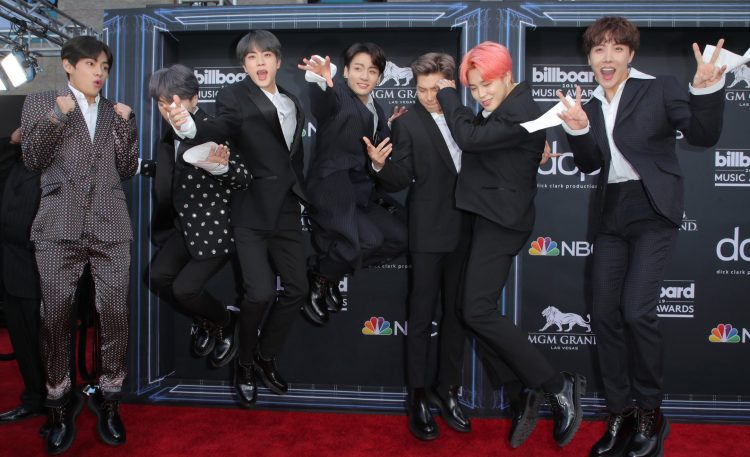 Image result for bts bbma 2019
