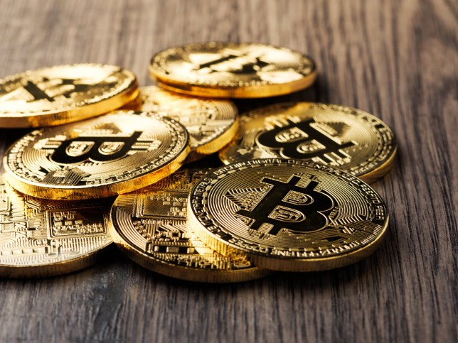 All the major cryptocurrencies have sky-rocketed in value as market confidence buoys upward (Image: Getty)