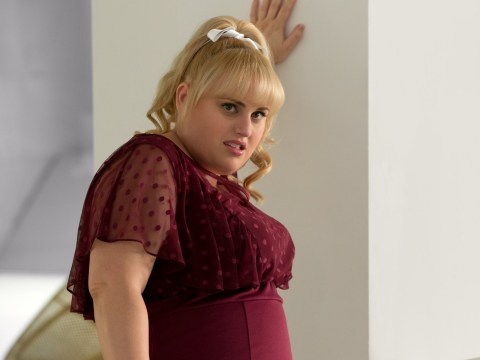 We're here for Rebel Wilson's X-rated original title for The Hustle