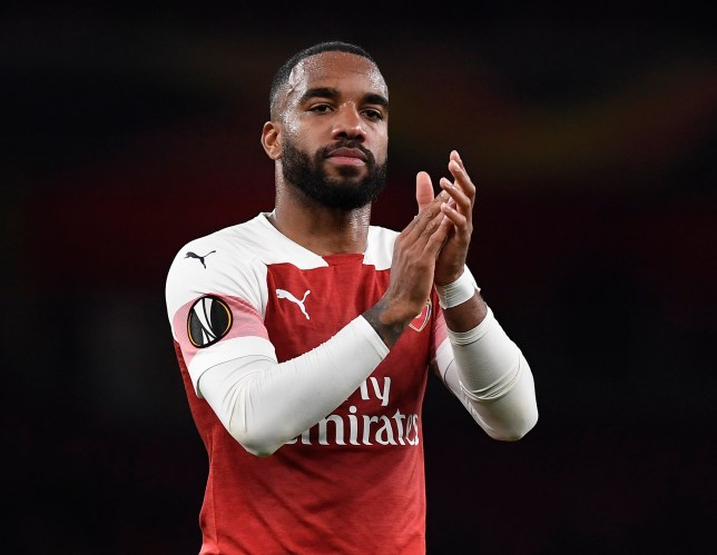 Arsenal striker Alexandre Lacazette has missed out on a place in France's latest squad
