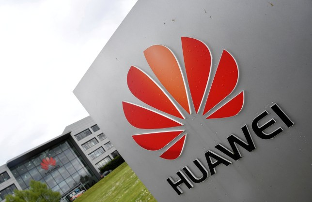 The US has warned it could cut security ties with the UK if Huawei deal goes ahead (Picture: Reuters/Toby Melville)