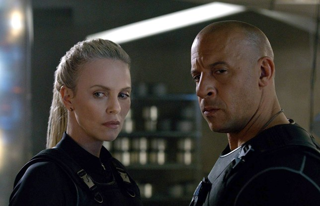 Picture: Universal Pictures No one has called Charlize Theron about new Fast and furious movie