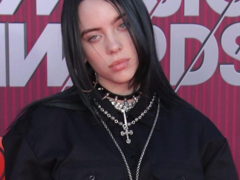 Billie Eilish wears clothes bigger as a 'defence mechanism' so people can't judge her body