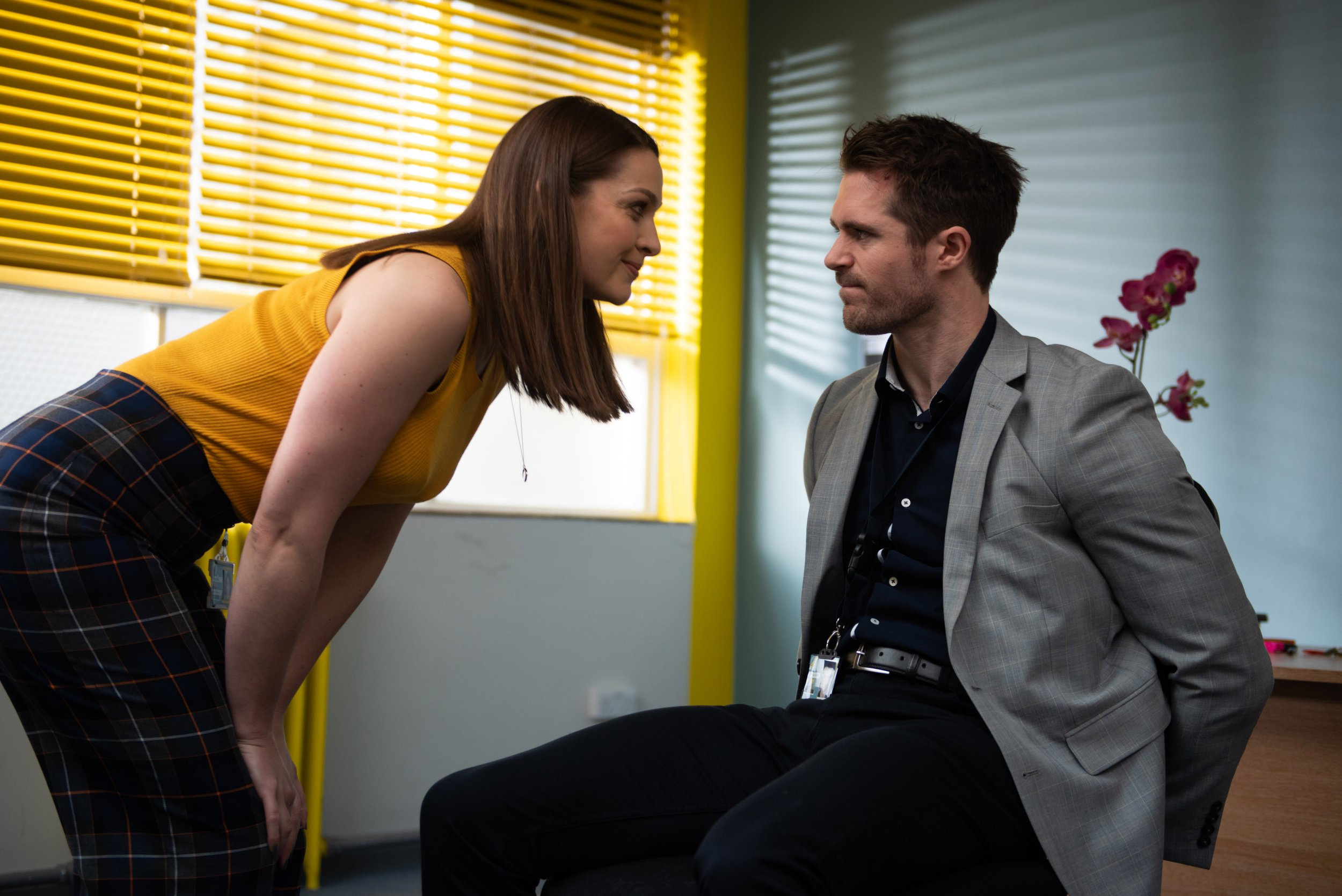 Hollyoaks spoilers: Sienna Blake takes rapist Laurie Shelby hostage