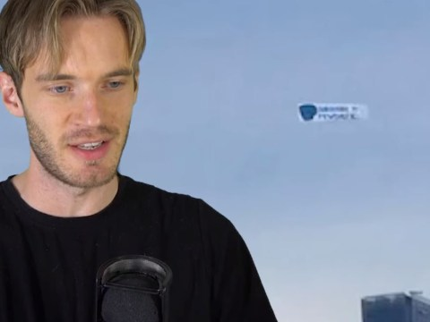 PewDiePie praises 'Subscribe to PewDiePie' banner flown over New York despite declaring slogan 'over'