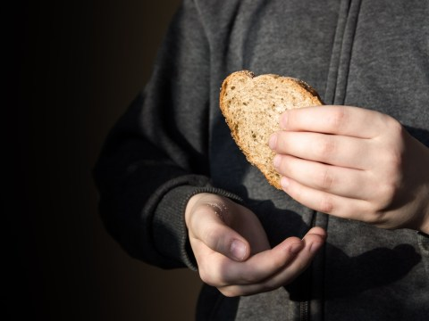 Head teachers call for action after seeing pupils with only 'a piece of mouldy bread for lunch'