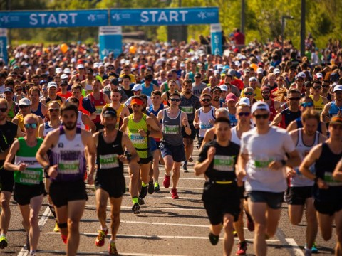 Milton Keynes Marathon 2019 start time, route and road closures